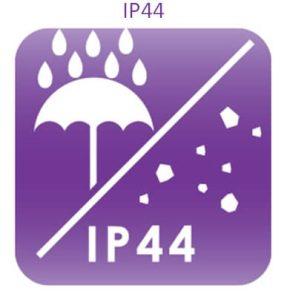 استاندارد ip44 جک ریلی موور 15