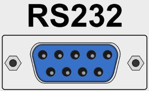 اتصال راهبند بنتا توسط RS232_connector
