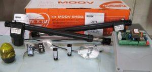 لوازم و متعلقات پکیج جک V2 MOOV 600