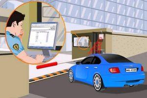 قابلیت اتصال به گیت های کنترل تردد و سیستم های نظارتی در راهبند بارزانته