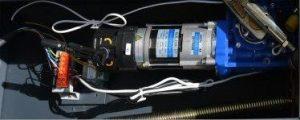 موتور گیربکس راهبند بارزانته