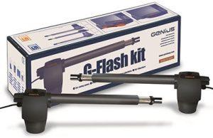 جک درب پارکینگ جنیوس G-Flash Kit 400